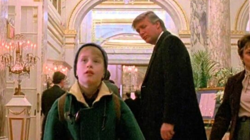 It was an honour to be in Home Alone 2, says Donald Trump