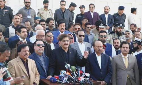 Sindh's political temperature drops on Quaid's birthday