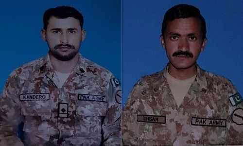 2 Pakistan Army soldiers martyred in Indian ceasefire violations along LoC: ISPR