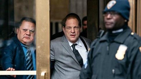 8 cases against Harvey Weinstein being reviewed by LA prosecutors