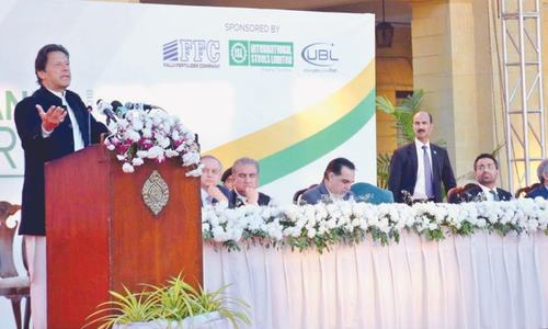 PM says govt's next target is economic growth