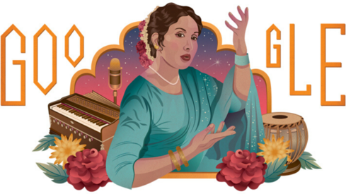 Iqbal Bano gets her very own Google Doodle
