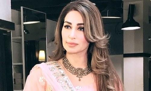 انٹرویو نہ دینے پر صحافی نے سیاستدان کے ساتھ اسکینڈل بنایا، ریما خان