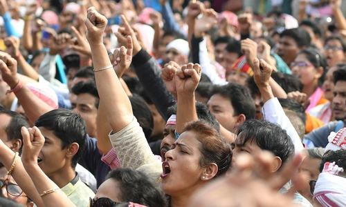 Is secular India finally saying 'enough is enough'?