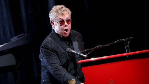 Elton John's real home address was accidentally posted online