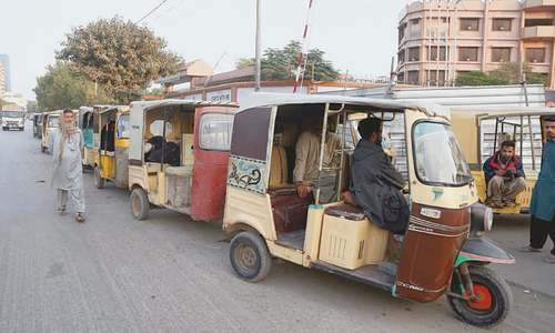 Low gas pressure, limited time irk CNG consumers