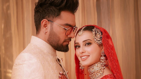 Iqra Aziz changes her name after marrying Yasir Hussain
