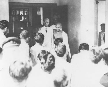Jinnah and violence