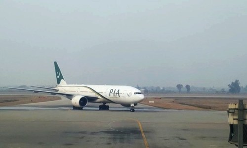 Special PIA flight brings 300 deportees from Malaysia today