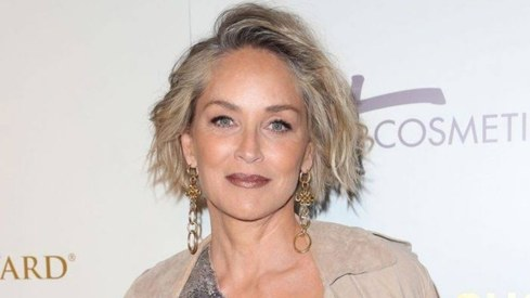 Sharon Stone was removed from Bumble because no one believed Sharon Stone could be on Bumble
