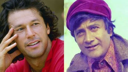 Do you think PM Imran Khan could make it in Bollywood? Dev Anand did