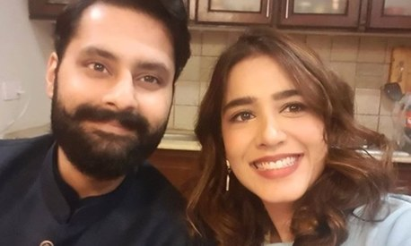 Jibran Nasir makes excellent biryani, according to Mansha Pasha