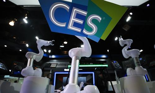 Superfast 5G on the slow road at Vegas gadget gala
