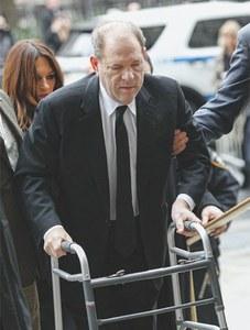 Weinstein's trial opens in New York