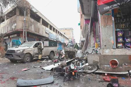 Two killed, 14 hurt in Quetta blast claimed by Hizbul Ahrar