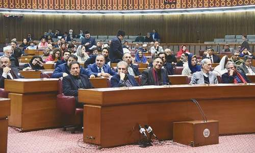 NA passes tenure bills without a murmur