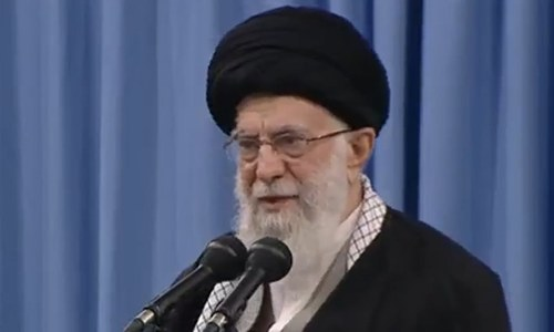'We slapped Americans on the face,' says Iran Supreme Leader after strikes on US bases in Iraq