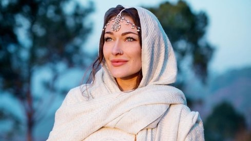 Canadian solo traveller Rosie Gabrielle converts to Islam after spending time in Pakistan