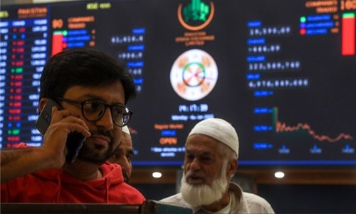 Stocks gain 1,166 points as US-Iran war clouds dissipate
