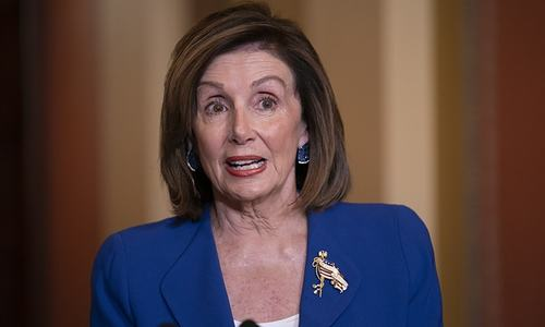 McConnell, Pelosi stand firm as impeachment remains frozen