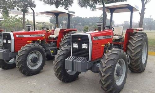 Tractor sales plunge 40pc