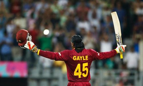 'Pakistan is one of the safest places at the moment,' Chris Gayle says in Bangladesh