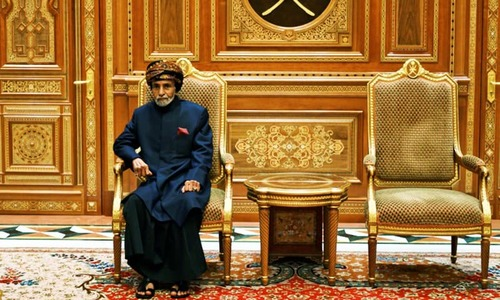 Qaboos, the Sultan who shielded Oman from region's turmoil