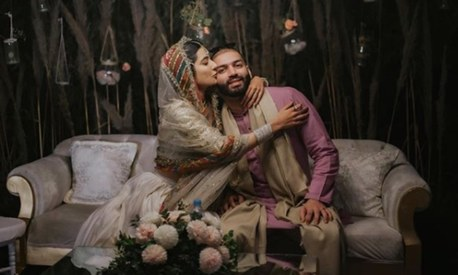 Eman Suleman's wedding festivities have kicked off