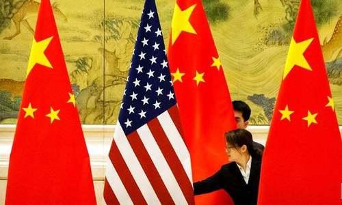 US, China agree to semi-annual talks
