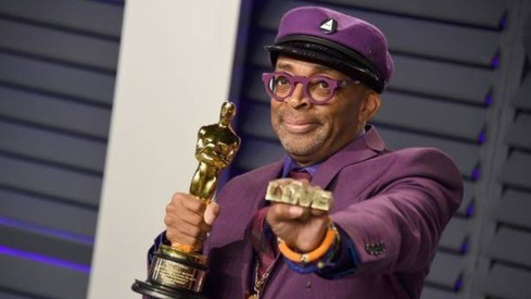 Spike Lee makes history as president of Cannes Film Festival jury
