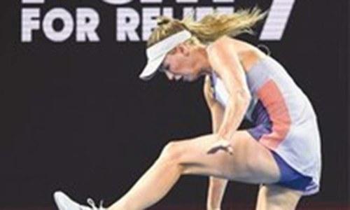 Tennis stars raise millions for Australian wildfire victims