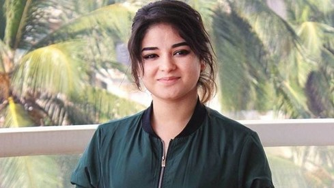 Man who molested Dangal star Zaira Wasim on flight handed 3 year jail sentence