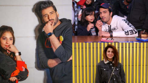 These celebs were spotted at Cafe LU in Khi Eat 2020. Here's what happened