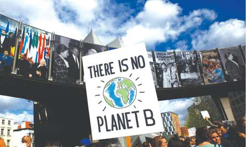 Environment: Climate change is real