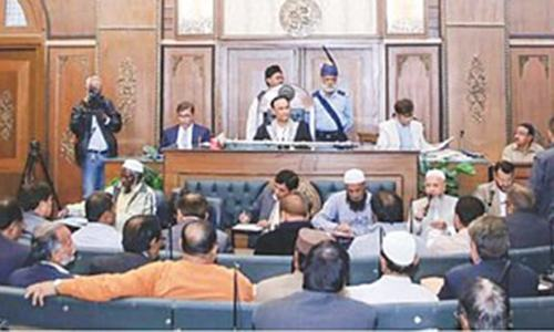 City Council demands release of Rs162bn announced for Karachi Package