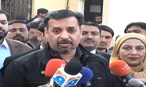 عامر خان، خالد مقبول کو ہٹا کر امین الحق کو وزیر بنانا چاہتے ہیں، مصطفیٰ کمال