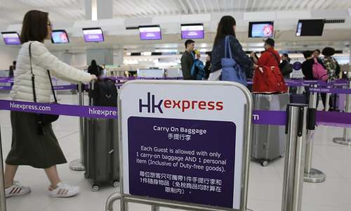 Japanese woman forced to take pregnancy test by Hong Kong airline before boarding US-bound flight