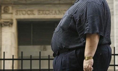 کوئی کتنا بھی موٹا ہوجائے، اسے موٹاپا نہیں مٹاپا ہی کہا جائے گا