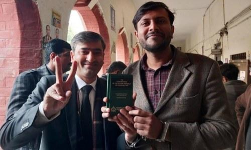 لاہور: 'ریاست مخالف مواد' پوسٹ کرنے والے صحافی کا جسمانی ریمانڈ