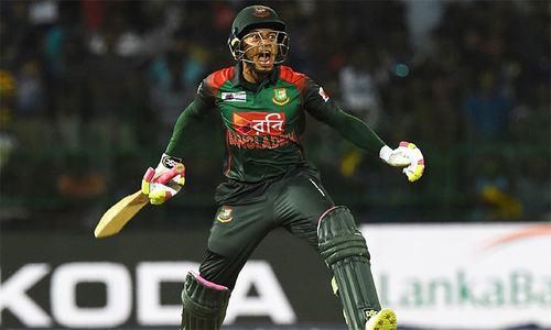 Bangladesh's Mushfiqur Rahim won't visit Pakistan due to family's concerns over security