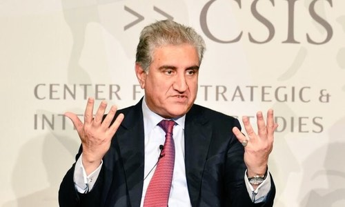 FM Qureshi underscores need for de-escalation in Middle East as US visit comes to an end