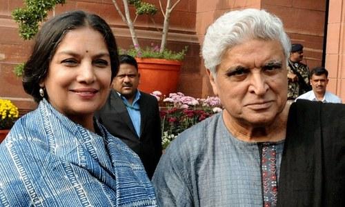بھارت: نامور اداکارہ شبانہ اعظمی کار حادثے میں شدید زخمی