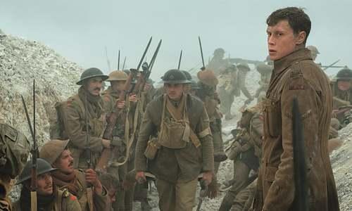 CINEMASCOPE: THE DOGS OF WAR