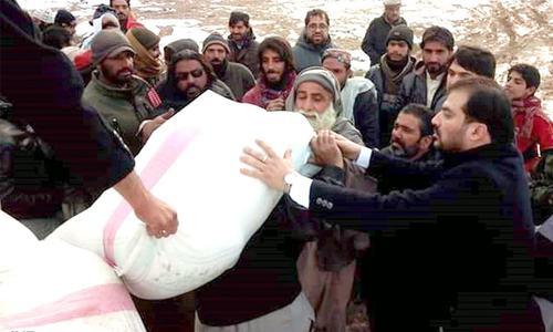 Centre left Balochistan 'alone' in natural calamity: CM