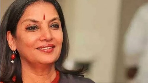 Shabana Azmi is in recovery after car accident