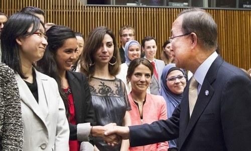 معاوضے کے بغیر انٹرن شپ کی پیش کش پر اقوام متحدہ پرتنقید