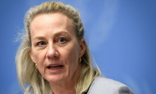 US diplomat Alice Wells to arrive in Islamabad today
