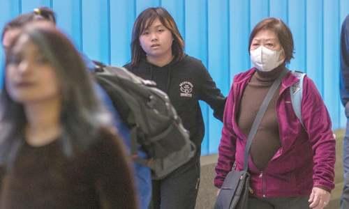 New coronavirus outbreak in Chinese city
