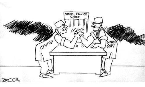 Cartoon: 20 January, 2020