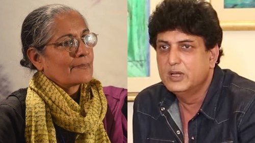 Tahira Abdullah breaks down feminism for Khalil Ur Rehman, Pakistan's 'biggest feminist'